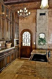 Tuscan Decorative Wall Tile by Not Rally Into The Dark Brown Kitchens Anymore But These Cabinets