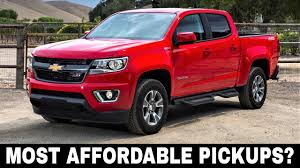 100 Affordable Trucks 10 Most With Great Tech Specs Starting From