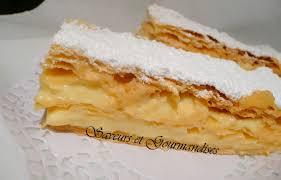 pate feuillete pour mille feuille saveurs et gourmandises mille feuilles crème vanille