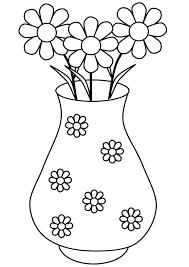 Coloriage Fleurs Fruits Et Légumes Fleurs 014 10 Doigts