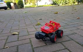 Monster Smash Ups Remote Control Toy Truck Review | SCRAPBOOK BLOG