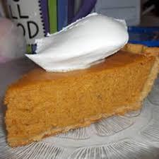 Pumpkin Pie Libbys Recipe by Valerie U0027s Pumpkin Pie Recipe Valerie Bertinelli Pie Recipes