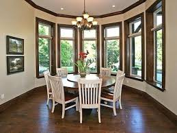 165 Best Rooms With Wood Stained Trim Images On Pinterest Pertaining To Dining Room Paint Colors