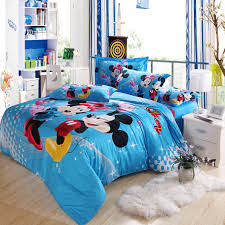 Mickey Mouse Bathroom Accessories Uk by Bedroom Cute Mickey U0026 Minnie Mouse Children Bedroom Themes