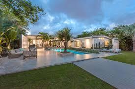 100 Modern Miami Homes JeanLouis Deniots Midcentury Modern Home In Beach