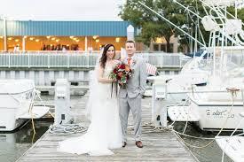 Yorktown Freight Shed Weddings by Wedding Photos Distinctive Beach Weddings