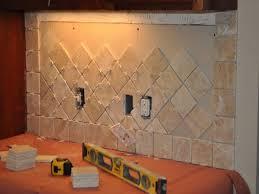 Primitive Kitchen Backsplash Ideas by Kitchen Backsplash Designs Home Depot Exposed Brickwork Brick With