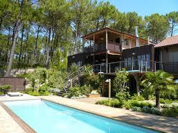 maison en bois cap ferret extraordinaire decoration contemporaine 4 projet i maison bois