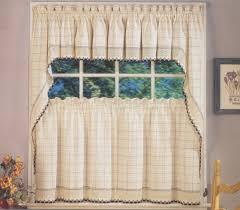 White Kitchen Curtains Valances by Adirondack Kitchen Curtains