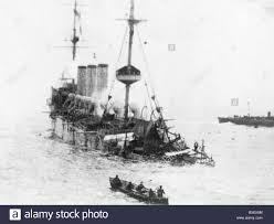 Lusitania Sinks In Real Time by U Boat In World War One Stock Photos U0026 U Boat In World War One
