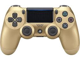 Sony DualShock 4 Wireless Controller for PlayStation 4 Gold