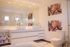 beautiful design ideas installing bathroom mirror frames on tiles