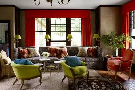 Black And Red Living Room Decorating Ideas by 40 Living Room Curtains Ideas Window Drapes For Living Rooms