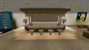 Very Minecraft Living Room Furniture Cool Video Tutorial For