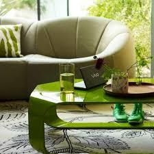 frische farben im wohnzimmer 20 ideen in grün und weiß