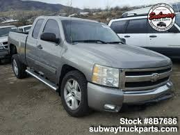 100 Chevy Silverado Truck Parts Used 2007 1500 For Sale Subway