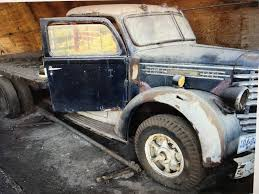 Vintage 1948? Diamond T Truck Rat Rod Car Hauler - Used Other Makes ... Hemmings Find Of The Day 1949 Diamond T 201 Pickup Daily Truck Walk Around Youtube 1934 Diamondt Goode Restorations Private Junkyard Tourdivco Ford Chevy Etc The 1946 Old Trucks Pinterest Vehicle And Cars 1948 Classic Auto Mall Used For Sale In Tremton 1935 Sale Motor News Types Of 1962 1972 Reo 11 Historic Commercial Club 1933 Pickup Classiccarscom Cc1088509