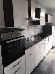 küche weiß hochglanz grau in 44287 dortmund for 1 600 00