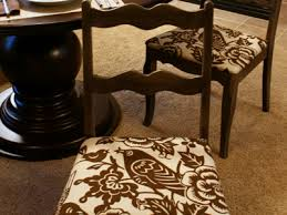 Dining Room Chair Fabric Ideas Home Furniture Design