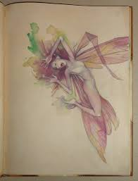 Lady Cottingtons Pressed Fairy Book SIGNED Jones Terry Brian Froud