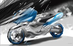 Download Wallpaper BMW Scooter Concept C 2010 Free Desktop In The Resolution 1920x1200 Picture No140031