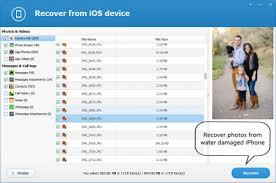 How to Recover Data from Water Damaged iPhone