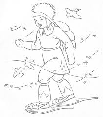 Hand Embroidery Designs Coloring Pages Books Colouring Colonial America Colour Book Native American Machine Liberty