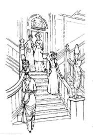 Titanic Awesome Interior Of Coloring Pages PagesFull Size