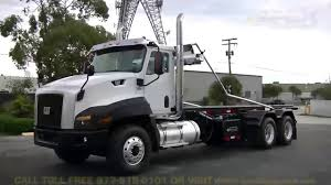 2014 CAT CT660 Roll Off Truck - YouTube Rolloff Truck And Container Auto Parts U Pull Scrap Metal Of Jj Bodies Trailers Rolloff Hoist Truckdynahauler Med Heavy Trucks For Sale Used 2008 Intertional 5900i Rolloff Truck In Ms 6615 The Mack Roll Off Hammacher Schlemmer Rolloff Truck 2 I Like The Functionality Lego Technic Flickr Minirollofftruck Synchrolink Dump Work Granite 492014 Youtube Peterbilt Heavy Equipment Photos Jwh Hydraulics Ltd Waste Management Rolloffs Isuzu Mini Dumping 5 Yards Dirt Big Bens Junk