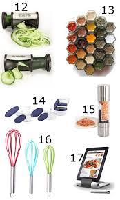 Kitchen Gad Gift Ideas