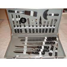 malette cuisine grande malette pradel de cuisinier 22 pieces matériel de cuisine