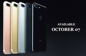 iPhone 7 7 Plus Release Date and Price in India