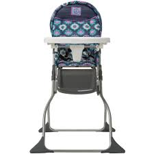 Details About Easy Setup Folding Baby Child High Chair Feeding Adjustable  Tray Compact Garden