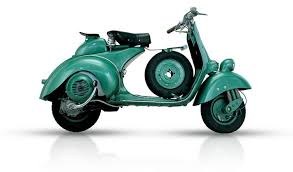 The Vespa 125 Six Days Also Won Trophy Of Italian Motorcycle Federation In 1951 Which Saw Three Riders Dominate On Vespas Giuseppe Cau