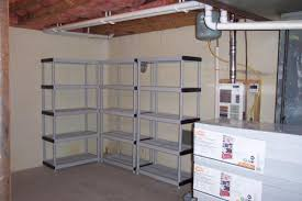 Hdx Plastic Storage Cabinets by Hdx 36 In W X 72 In H X 18 In D 5 Shelf Plastic Ventilated