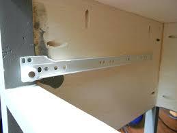 Dresser Drawer Slides Center Bottom Mount by Kitchen Drawer Slides Kitchen Cabinet Drawer Slides Kitchen