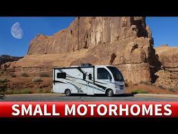 Small Class A Motorhomes