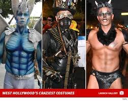 West Hollywood Halloween Carnaval 2017 by Kim Kardashian Paris Hilton Dominate West Coast Halloween Party