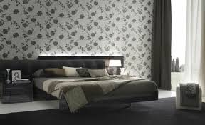 Wallpaper Ideas Bedroom Wall Decoration Black Carpet