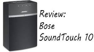 review bose soundtouch 10 de 4k