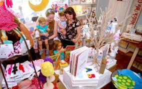 Christmas Tree Shop Riverhead Opening by Bucks County Peddlers Village