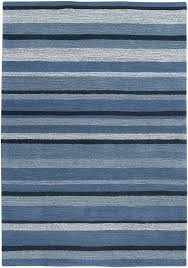 Super Indo Colors Brielle 2150 8400 Dusk Blue Rug from the India