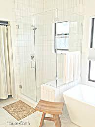 glazed ceramic tile backsplash bathrooms design tile ideas gray