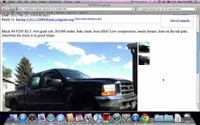 Trade Car For Truck Craigslist | Carsjp.com
