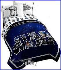 star wars saga darth vader r2d2 twin or full size comforter