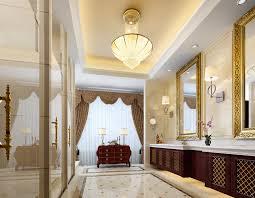 Interior Design Luxurious Dressing Room