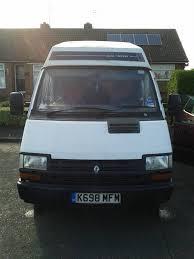 Renault Traffic Campervan Recro Conversion