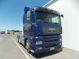 2007 Used MAN TGA 26-540 At Wakefield Trucks Serving Burton, SA, IID ...