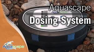 Aquascape Dosing System For Ponds And Fountains - YouTube Small Pond Pump Fountain Aquascape Ultra How To Set Up A Fire Youtube Under Water Waterfall Aquascape Pumps Submersible Top 10 Features Add Your Inc Aquabasin 30 Aquascapes Amazoncom 58064 Stacked Slate Urn Kit Spillway Bowls Green Industry Pros Basalt In Our Garden Gallery Column To Create An Easy Container Water Feature With