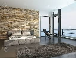 Bedroom Stone Colour White Wooden Side Table With Drawer Brown Classic Natural Wall Modern
